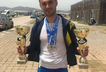 Ο πολυπρωταθλητής κωπηλασίας και νυν δρομέας Ημιμαραθώνιου και Μαραθώνιου Γιώργος Γραμμενιάτης, ξεκινά τη συνεργασία του με τα κέντρα «Βιο-εξέλιξις».